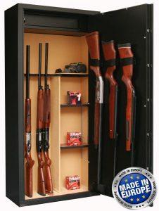 rangement arme