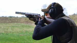 arme tir sportif sécurisé