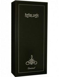 Photo de l'armoire à fusil Infac SD14