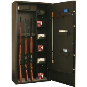 modèle d'une armoire à fusil fortify